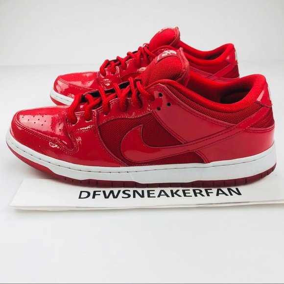 wholesale dealer ee4fd 667c4 Nike Sb Dunk Low Pro Red Space Jam Size 12. M_5b798670f41452e746d7915a